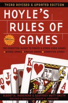 5 card draw rules hoyle