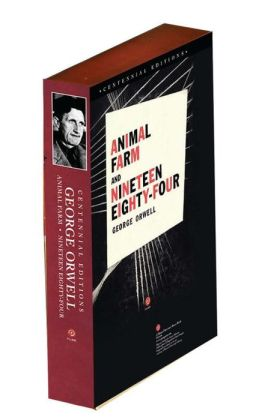 Animal Farm and 1984 (Centennial Editions) boxed set
