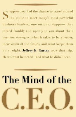 The Mind of the CEO