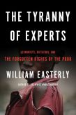 Book Cover Image. Title: The Tyranny of Experts:  Economists, Dictators, and the Forgotten Rights of the Poor, Author: William Easterly