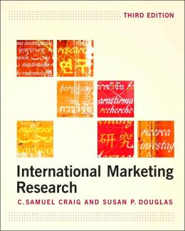 International Marketing Research