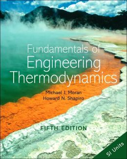 Fundamentals of Engineering Thermodynamics: SI Version