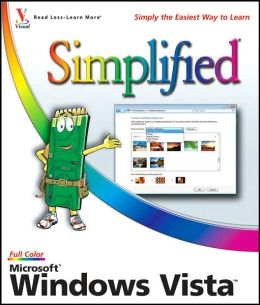 Microsoft Windows Vista Simplified
