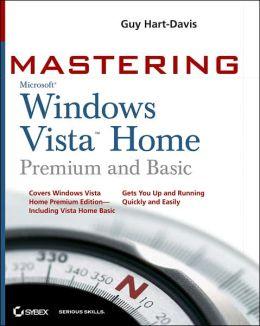 Mastering Windows Vista Home Edition