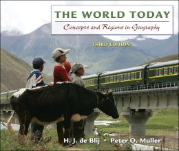 World Today: Concepts and Regions in Geography
