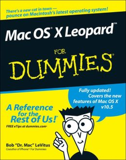 Mac OSX Leopard For Dummies