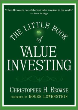 The Little Book of Value Investing (Little Book Big Profits Series)
