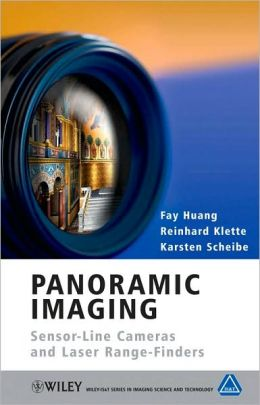 Panoramic Imaging: Sensor-Line Cameras and Laser Range-Finders