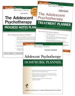 Adolescent Set: Treatment 4th Edition, Homework 2nd Edition, Progress Notes 3rd Edition