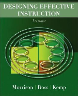 Designing Effective Instructio