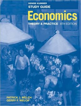 Economics, Study Guide: Theory and Practice