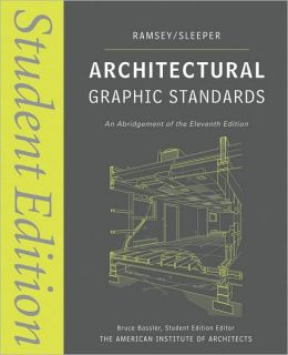 Architectural Graphic Standards, Abridged