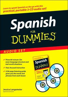 Spanish For Dummies, Audio Set (Includes CD-ROM)
