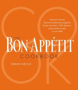 The Bon Appetit Cookbook, Special