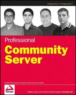 Professional Community Server
