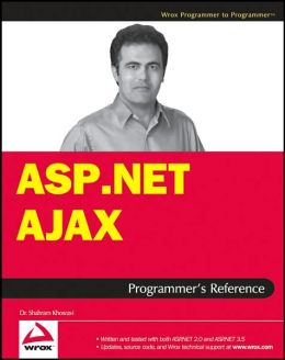 ASP.NET 2.0 AJAX Programmer's Reference