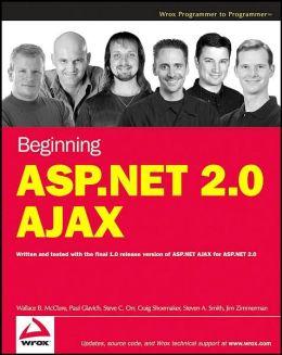 Beginning ASP.NET 2.0 AJAX