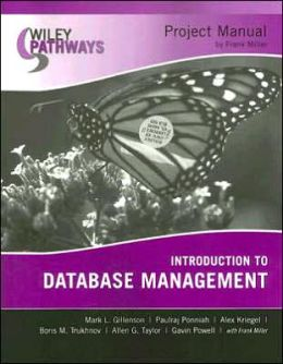 Introduction to Databases Project Manual