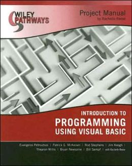 Introduction to Programming Using Visual Basic Project Manual