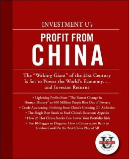 Investment U's Profit from China