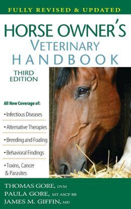 Horse Owner's Veterinary Handbook