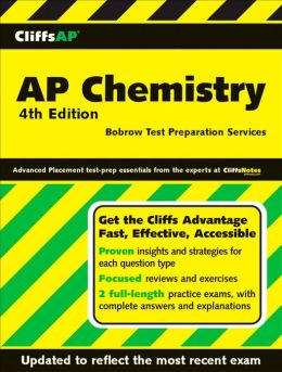 CliffsAP Chemistry, 4th Edition
