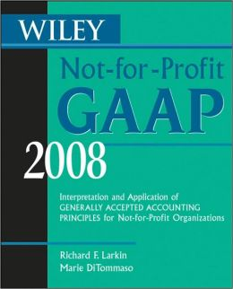 GAAP 2007: Interpretation and Application of Generally Accepted Accounting Principles