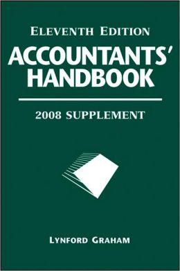 Accountants' Handbook, 2 Volume Set, 2008 Supplement