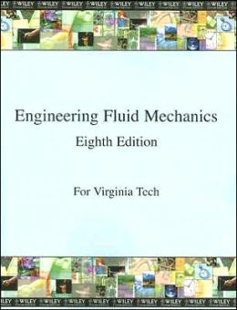 Engineering Fluid Mechanics: For Virginia Tech