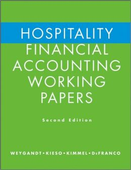 Hospitality Financial Accounting Working Papers