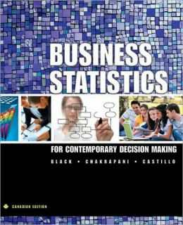Business Stratistics (Canadian)