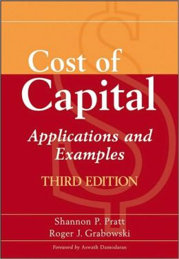 Cost of Capital: Applications and Examples