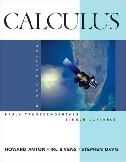 Calculus: Early Transcendentals Single Variable