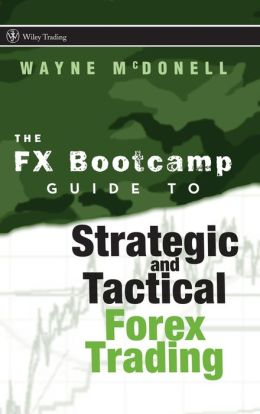 FX Bootcamp's Guide to Strategic and Tactical FOREX Trading