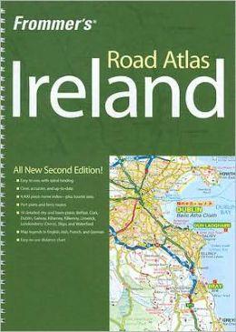 Frommer's Road Atlas Ireland