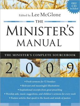 Minister's Manual: The Minister's Complete Sourcebook (Minister's Manual Series)