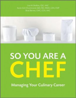 So You Are a Chef w/CD-ROM