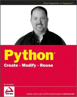 Python: Create-Modify-Reuse