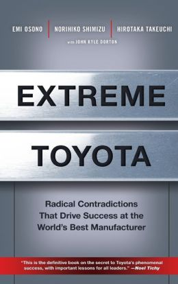 Extreme Toyota : Radical Contradictions That Drive Success at the World's Best Manufacturer