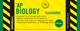 CliffsNotes AP Biology Flashcards