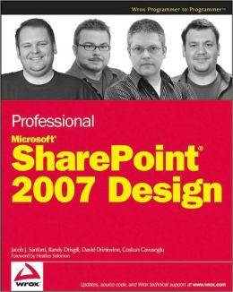 Microsoft SharePoint 2007 Design