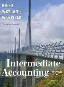Intermediate Accounting, 13th Edition
