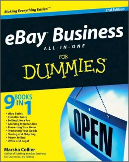 eBay Business All-in-One For Dummies 2E