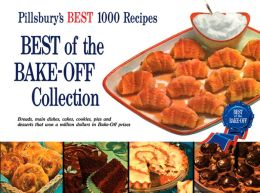 Pillsbury Best of the Bake-Off 1959 Facsimile Edition