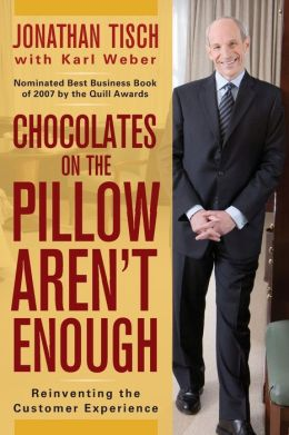 Chocolates on the Pillow Aren't Enough: Reinventing the Customer Experience