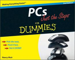 PCs Just the Steps For Dummies