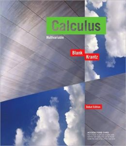 Calculus Multivariable