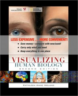 Visualizing Human Biology, Second Edition Binder Ready Version
