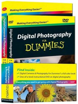 Digital Photography for Dummies DVD Bundle