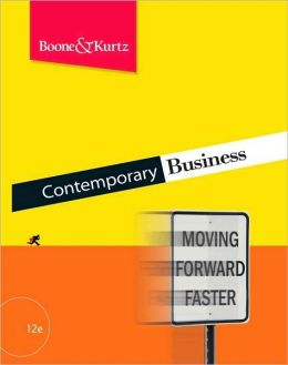 Contemporary Business - With 4 Audio Review CD's
